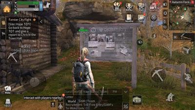 Tips meningkatkan level dengan cepat lewat second mission atau quest