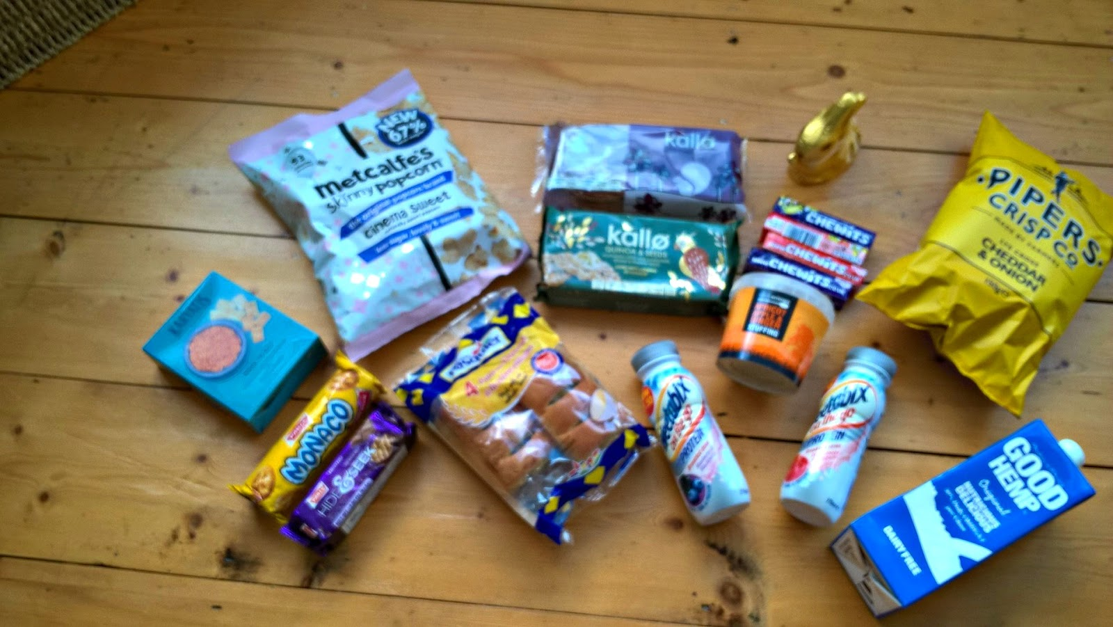 Contents of the March Degustabox - Food Subscription Boxes - motherdistracted.co.uk