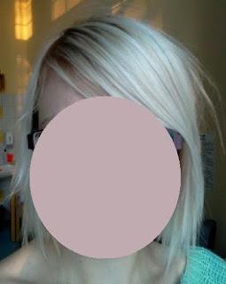 Wasze włosy u Mysi. Pigmentacja na dwa.