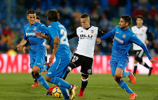 Getafe v Valencia Full Highlights Goals Today 22/1/2019 Spain Copa del Rey