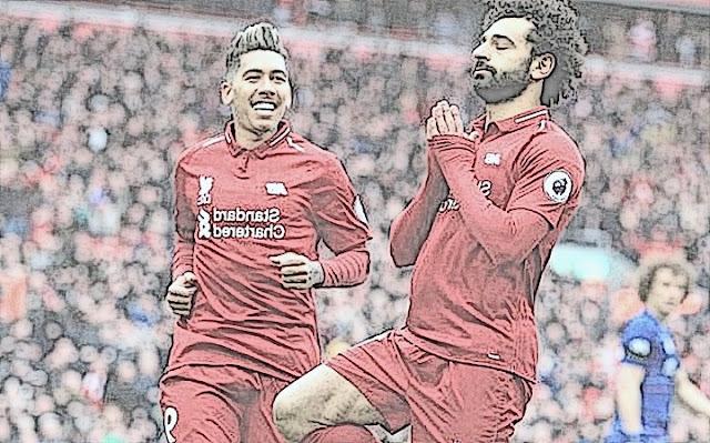 يوم الأحد الماضي ، بعد أن سجل محمد صلاح هدفه المذهل على ملعب أنفيلد خلال فوزه على تشيلسي 2-0 ، كان المشجعون في جميع أنحاء العالم يشعرون بالحيرة والارتباك.