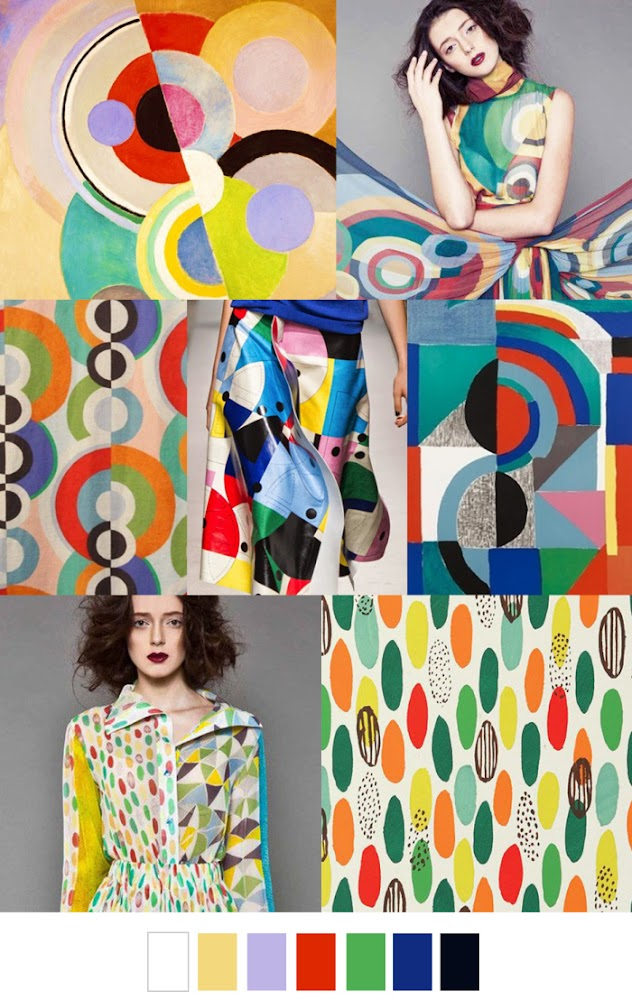 Colorful Is Trending: FASHION VIGNETTE: TRENDS // PATTERN CURATOR