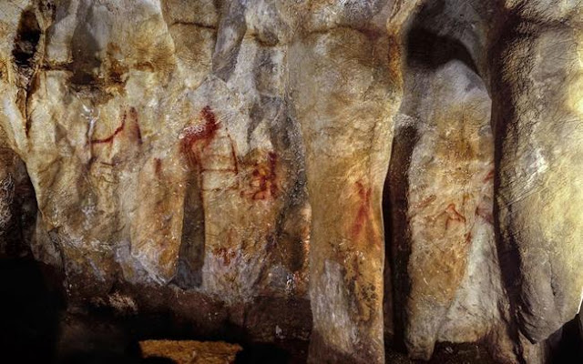 Οι Νεάντερταλ ήσαν καλλιτέχνες πολύ πριν εμφανιστεί ο σύγχρονο άνθρωπος