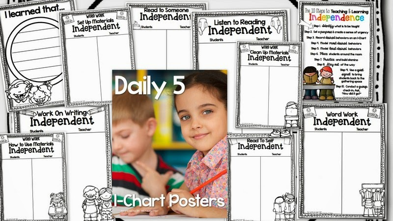 Anyway Last Week I Shared These Free Charts For Daily 5 If You D Like To Get A Copy Click Here
