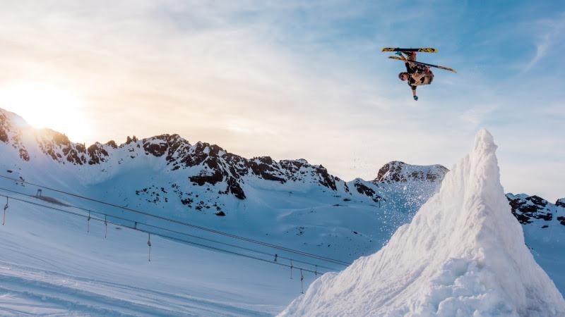 Jump Skiing HD