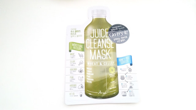 Ariul Juice Cleanse Mask
