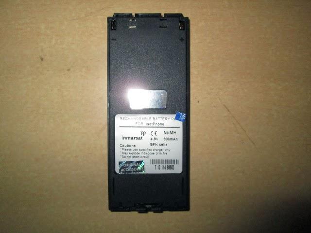 baterai Ericsson R190 satelit original