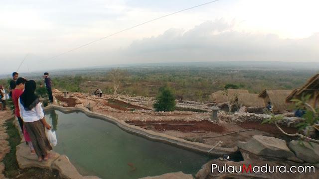 Wisata Bukit Tinggi Daramista - Lenteng - Sumenep