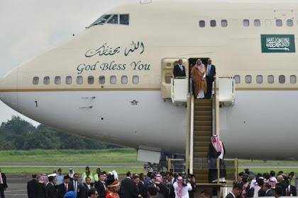King Salman will leave Indonesia, I Gusti Ngurah Rai International Airport Close about 45 Minutes