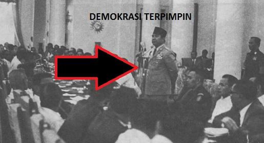 Demokrasi-Terpimpin-1959-1966