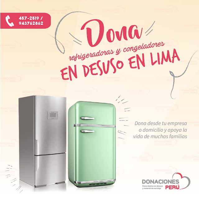 Refrigeradoras - Congeladores