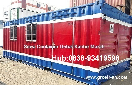 Container Bekas Untuk Kantor Jakarta