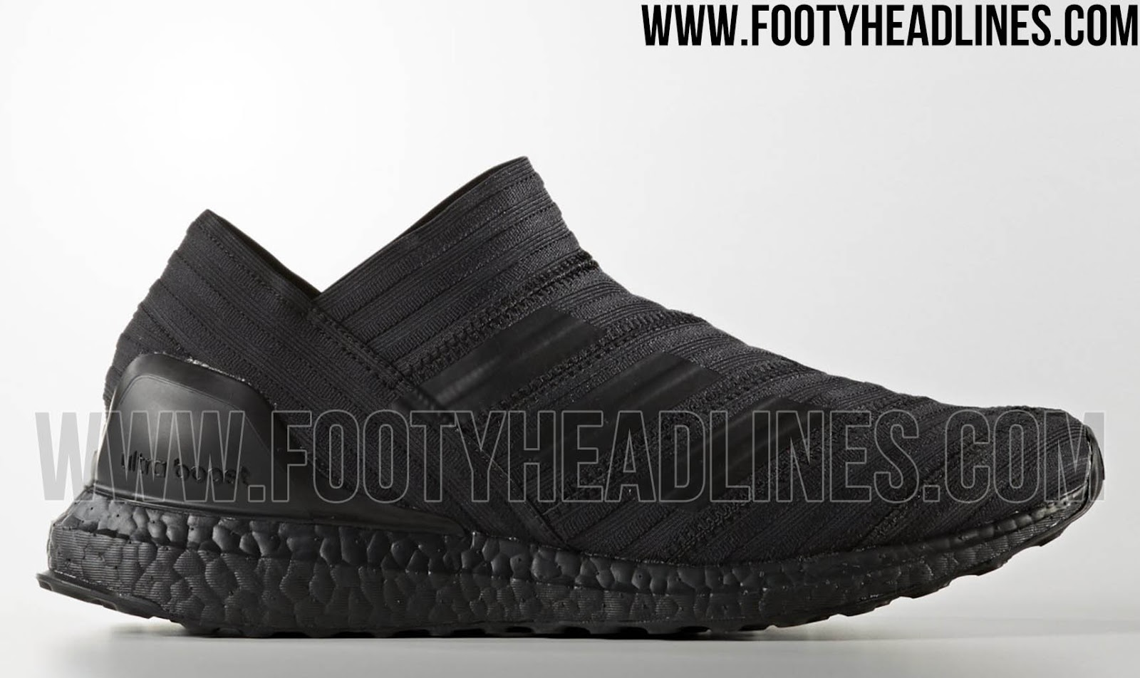 adidas ultra boost blackout