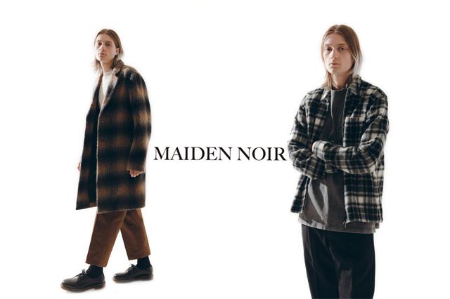 maiden noir メイデンノアール