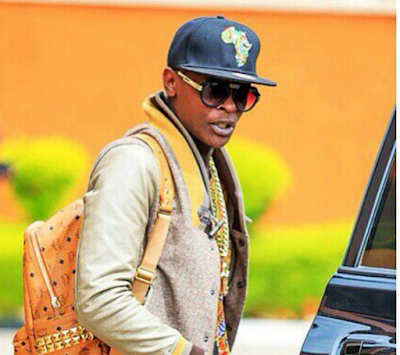 Dr Jose Chameleone visits Obama