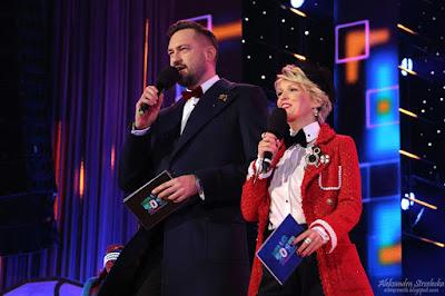 Sylwester TVN - Hello 2017 - Prowadzący - Magda Mołek, Marcin Prokop