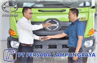 Bursa Lampung Hari Ini - Hino dan Suzuki (PT. Persada Lampung Raya)
