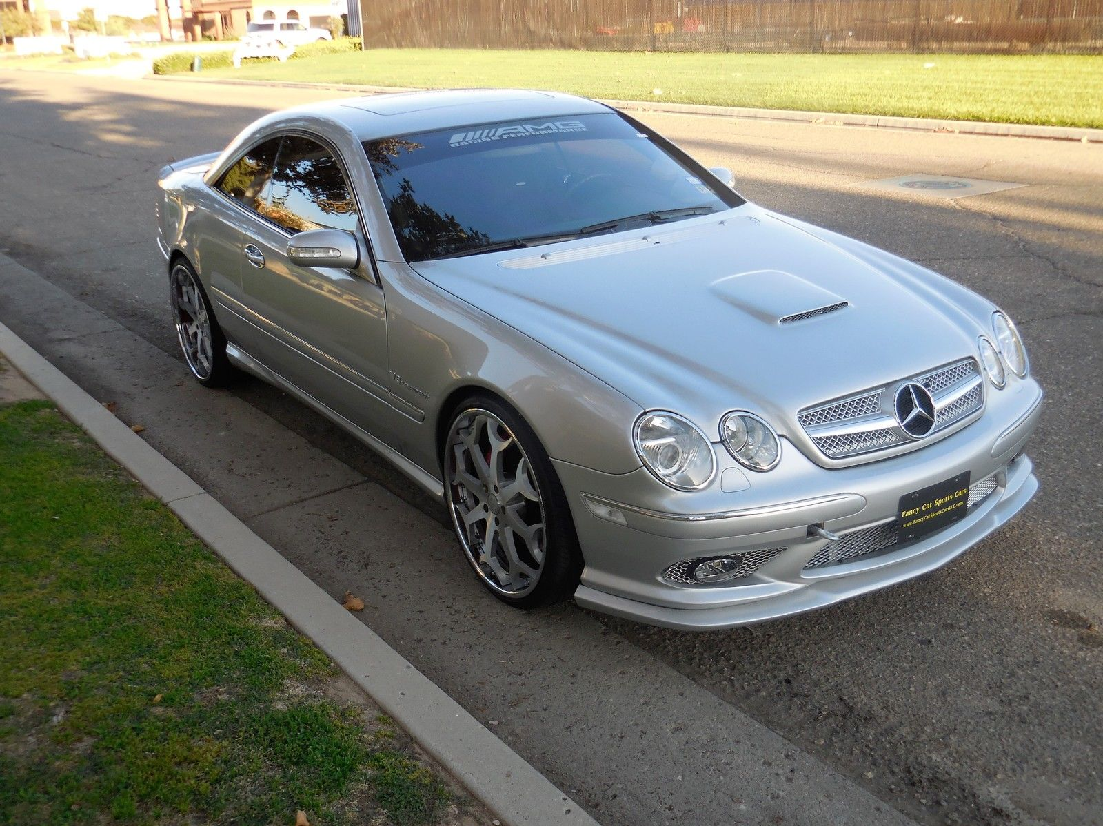 2003 mercedes benz w215 cl55 amg 620hp benztuning for Mercedes benz cl amg