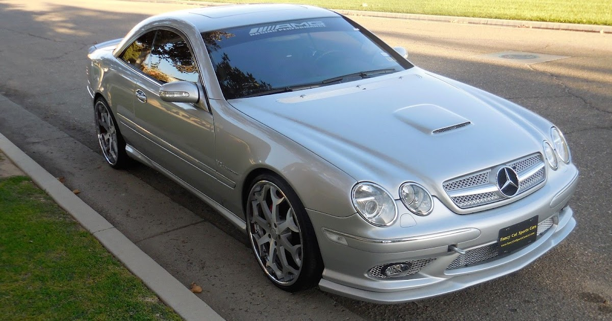 2003 mercedes benz w215 cl55 amg 620hp benztuning. Black Bedroom Furniture Sets. Home Design Ideas