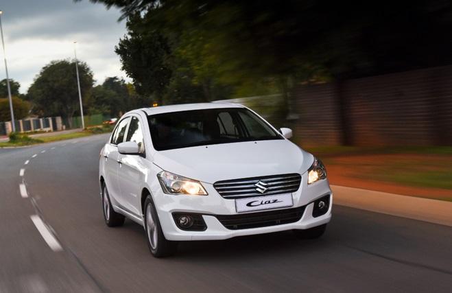 Suzuki Ciaz 2016 sẽ là tân binh gây sóng gió thị trường thời gian tới