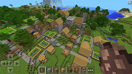 minecraft pocket edition terbaru