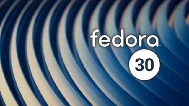 Fedora 30 Lançado com o GNOME 3.32