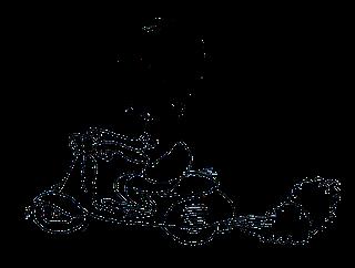 motor ngebut