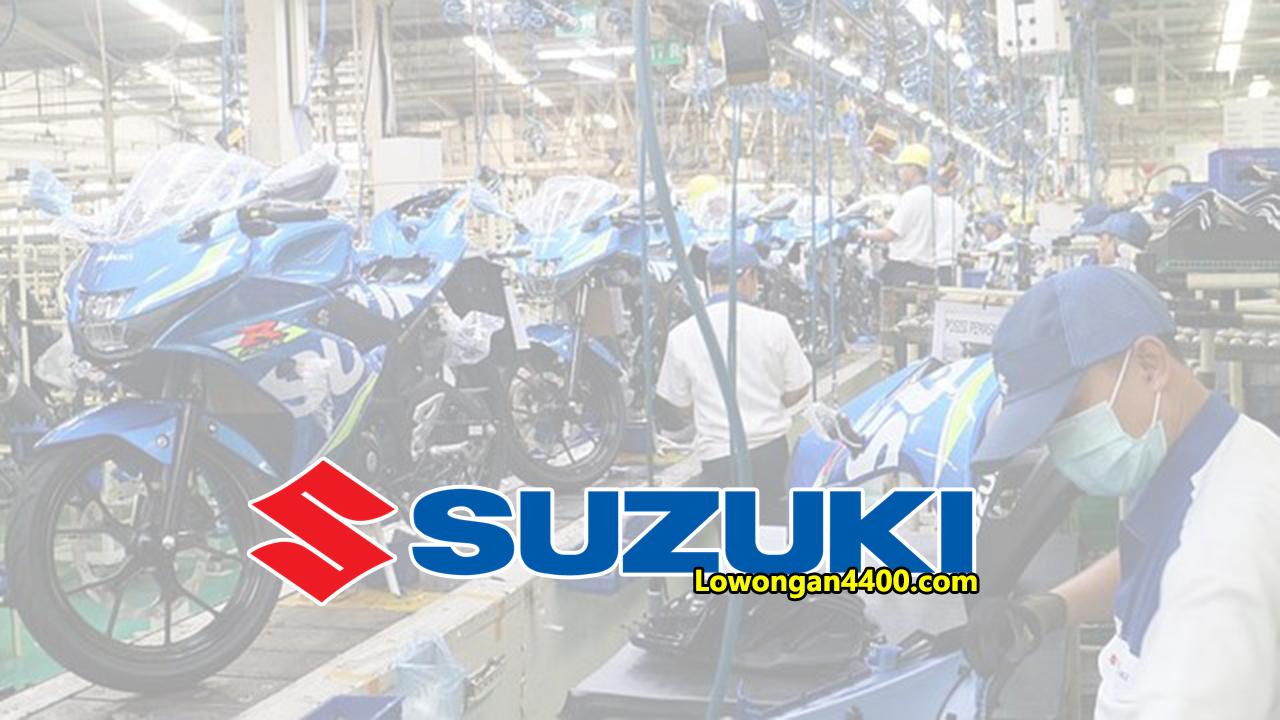 PT. SUZUKI INDOMOBIL MOTOR TAMBUN