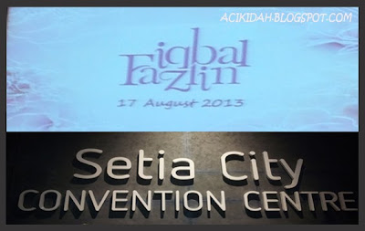 Setia City Convention Centre, Setia Alam