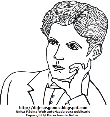 √ Zorongo Dibujos de: Federico Garca Lorca.