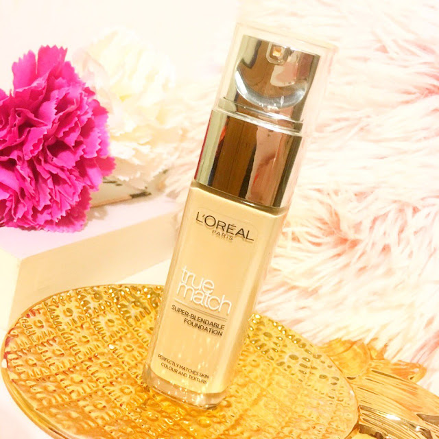 L'oreal Paris True Match Foundation Review!