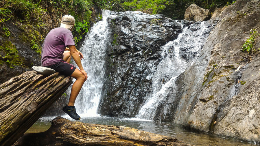 Kalaw Falls Picture Mayantoc Tarlac