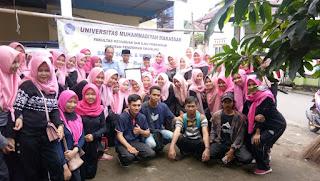 Mahasiswa Pendidikan Sosiologi Studi Sosial dan Workshop Ramah Lingkungan di Pao-Pao Kab.  Gowa