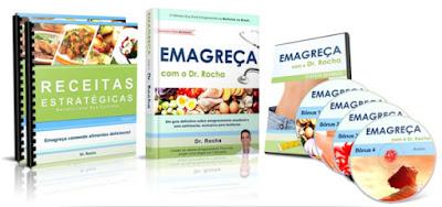 Ebook e bônus do Emagreça com o Dr. Rocha