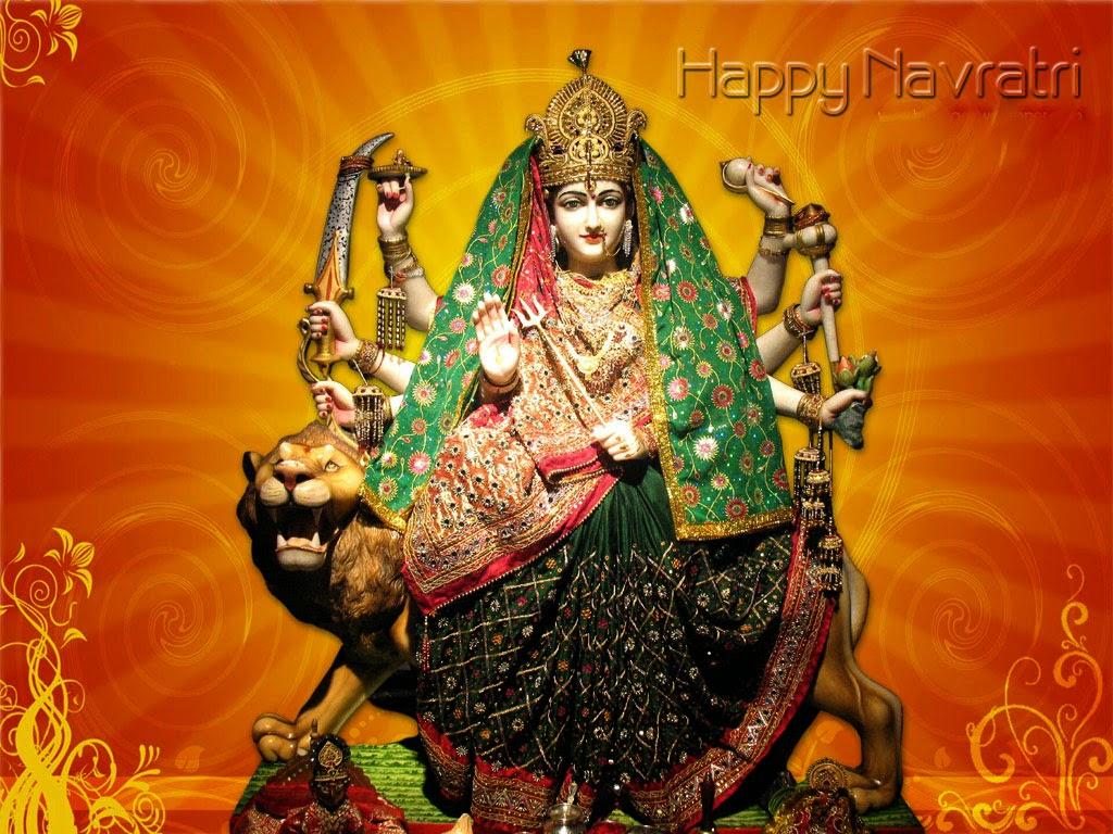 Happy navratri whatsapp status video download