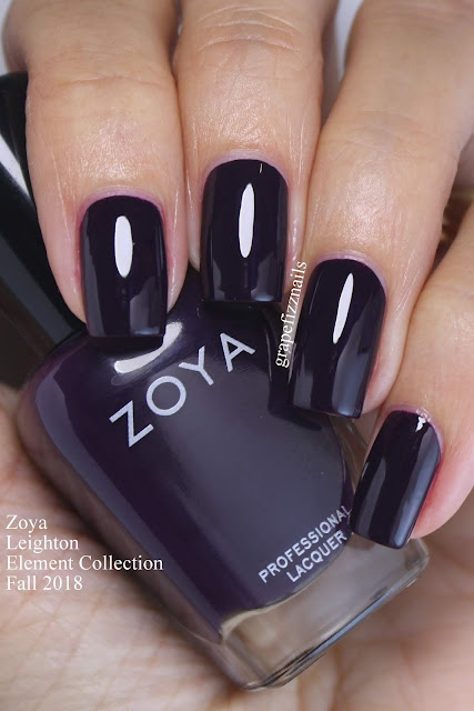 Leighton Zoya Element Collection Fall 2018