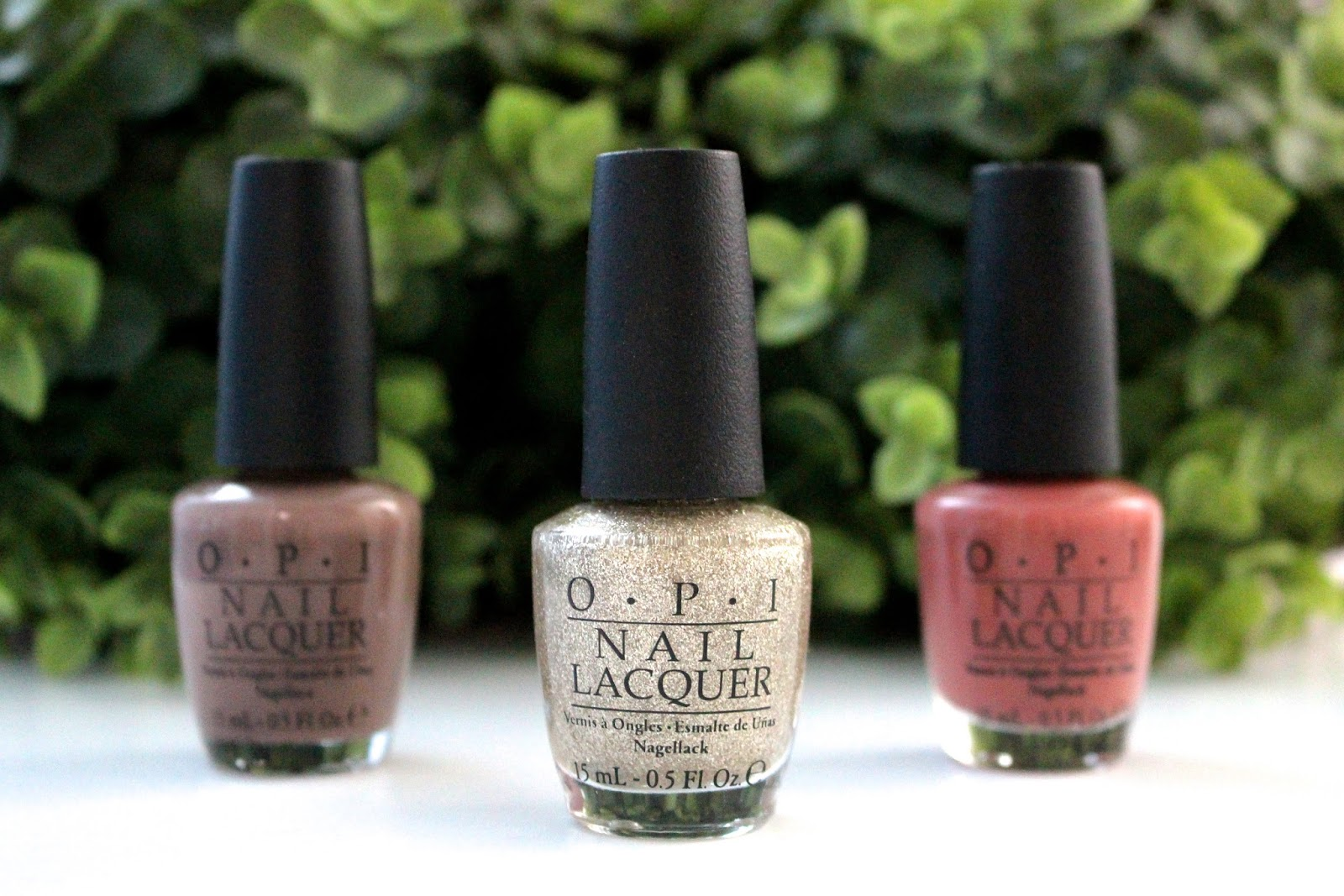 OPI Nail Polish Review Blog