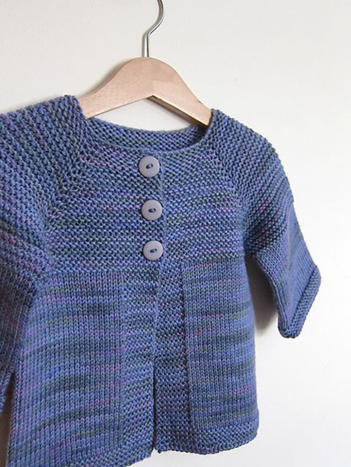 Elliot Sweater - Free Pattern
