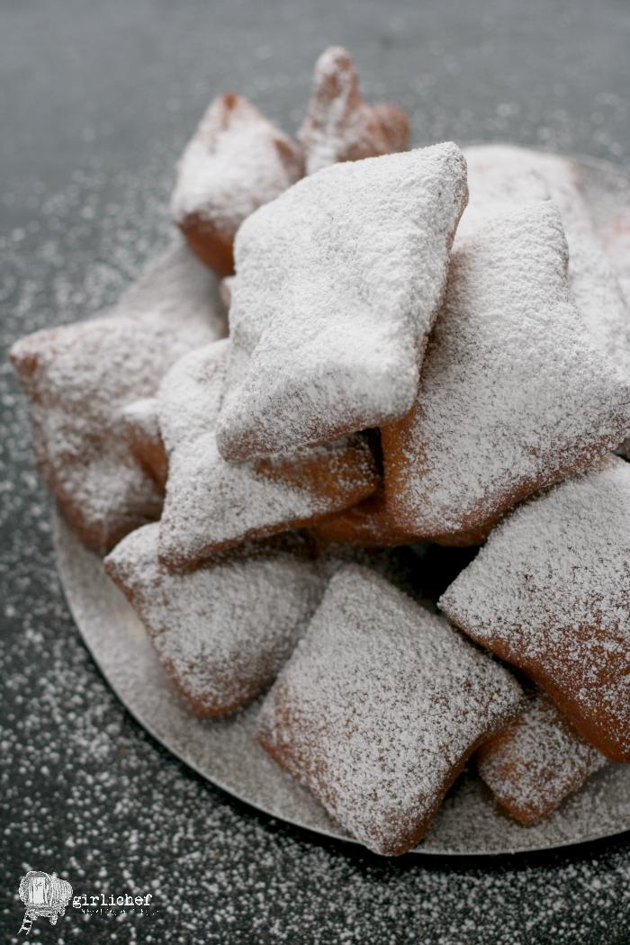 Buttermilk Cardamom Beignets