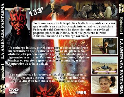 Star Wars I – La amenaza fantasma - [1999]