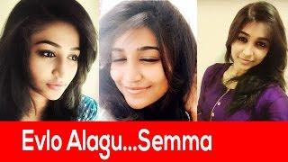 Harini Dubsmash – Cute Tamil Dubsmash Girls
