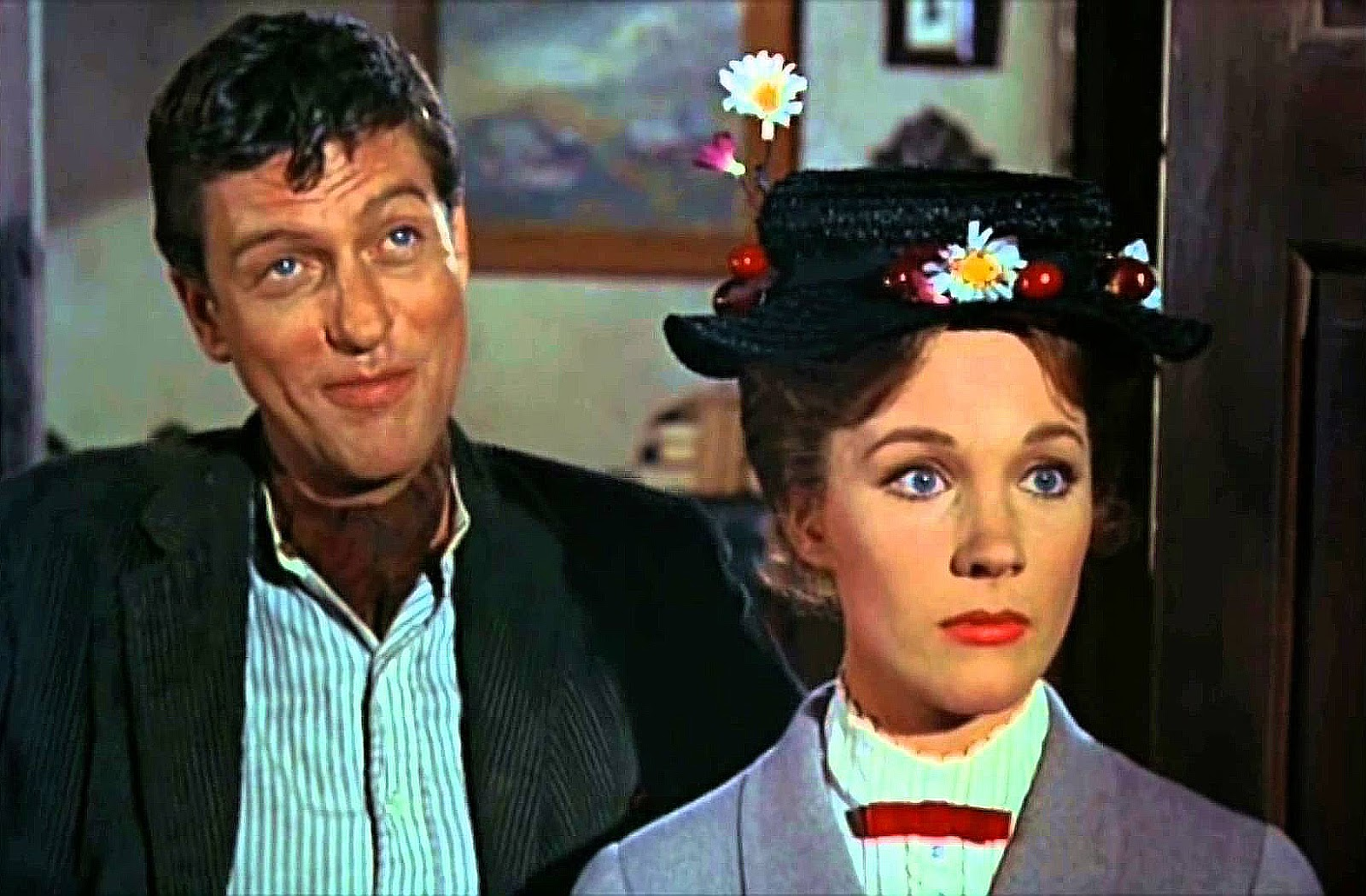 ensuperocho 3x05 Mary Poppins