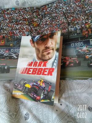 Moja Formuła 1 - Mark Webber