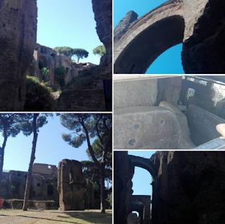 Palatino, Rome, Italy #Travel