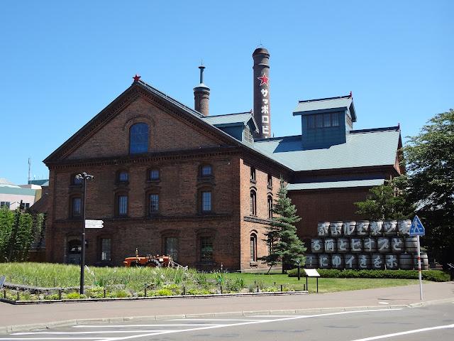 Museo de cerveza Sapporo
