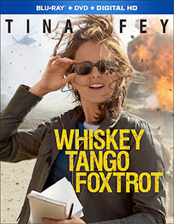 DVD & Blu-ray Release Report, Whiskey Tango Foxtrot, Ralph Tribbey
