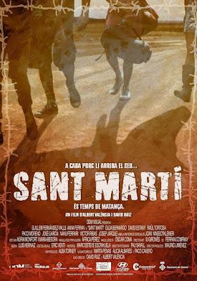 [Crítica] Sant Martí - David C. Ruiz, Albert València, 2018