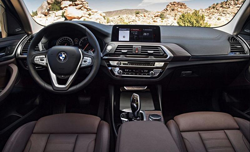 2018 BMW X3 Canada Price