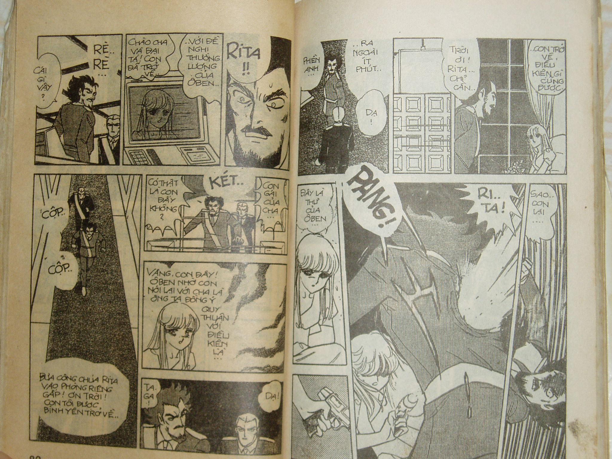 Siêu nhân Locke vol 13 trang 39