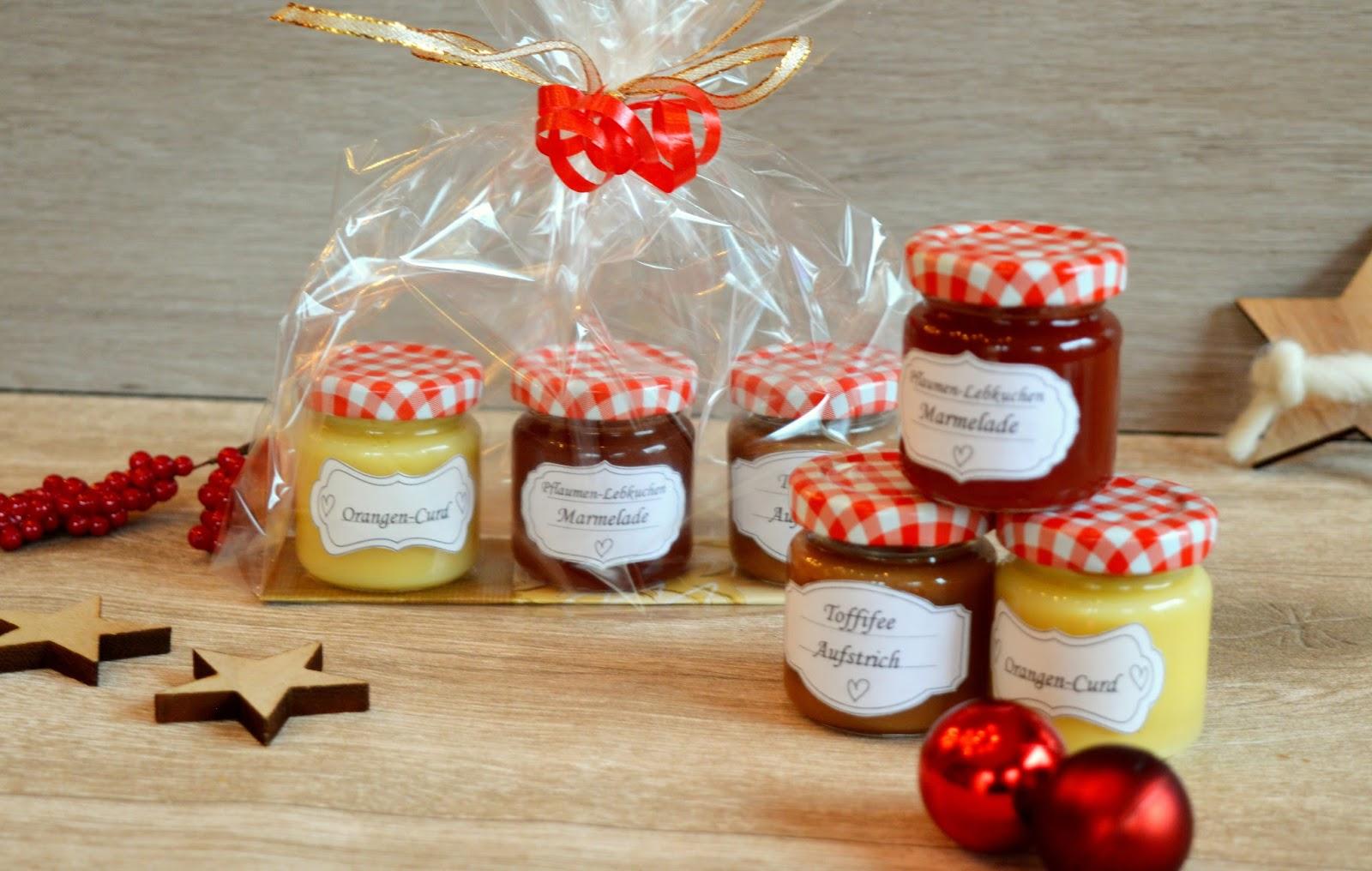 Weihnachtliche Geschenke Aus Der Küche | Geschenke Aus Der Küche ...